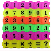 Boddenly 36Pcs Baby Child Number Symbol Puzzle,Foam Maths Educational Toy Gift
