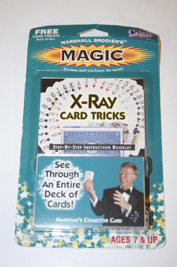 Marshall Brodien's Magic X-Ray Card Tricks (1999)