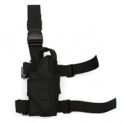 Messagee Multi-Function Outdoor Hunting Tactical Puttee Thigh for Holster Pouch Wrap-around bag