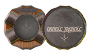 Duel Game Calls Double Trouble Pot Friction Call, Camo