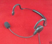 Lightweight Headset for Bendix King LPH LPX DPH EPH GPH - AN/PRC-127 - BK Radio