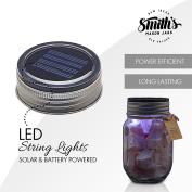 End of Season Sale! Smiths Mason Solar powered Night Lite - Jar Included - Great for Kids Nite light!