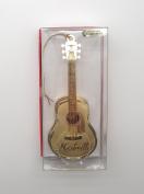 Nashville Guitar Christmas ORNAMENT Tennessee Music Souvenir Gift