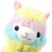 Cute Rainbow Alpacasso Kawaii Alpaca Llama Arpakasso Soft Plush Toy Doll Gift