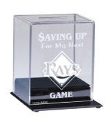 MLB Tampa Bay Rays Team Logo Coin Bank