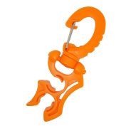 Scuba Diving Double Hose Holder with Clip