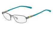 NIKE Eyeglasses 6056 064 Gunmetal/Turbo Green 56MM