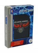NBA Atlanta Hawks Playing Cards