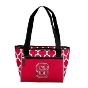 NCAA North Carolina State Wolfpack 16 Cooler Can Tote, Red, One Size
