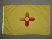 Annin Flagmakers New Mexico State Flag, 0.6m by 0.9m