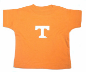 NCAA Officially Licenced Tennessee Volunteers Embroidered Orange T-Shirt
