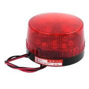 sourcingmap® LTE-5061 DC 12V Industrial Red LED Flash Lamp Emergency Warning Light