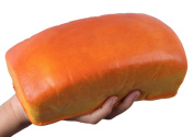 Anboor 18cm Jumbo Slow Rising Kawaii Creamy Scented Big Bread Squishies Toy for Collection Gift Colour Random
