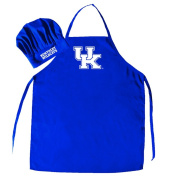 KENTUCKY WILDCATS CHEF HAT AND APRON