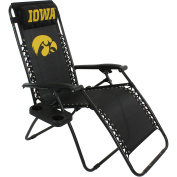 College Covers Iowa Hawkeyes Zero Gravity Chair