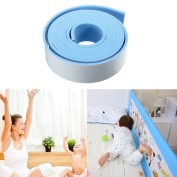 MUITOBOM Baby Safety Table Desk Edge Corner Cushion Guard Strip Softener Bumper Protector