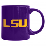 NCAA LSU Tigers Sculpted Rally Mug, 330ml