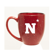 United State Naval Academy 440ml Deep Etched Red Bistro Mug