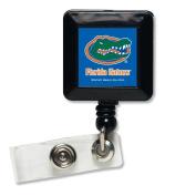 Florida Gators Retractable Square Badge Holde