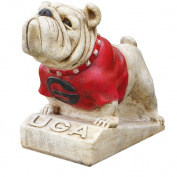 "Stone Mascots - University of Georgia Bulldog ""UGA"" College Stone Mascot"