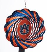 NCAA Auburn Tigers 25cm Geo Wind Spinner