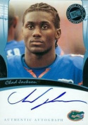 Chad Jackson autographed Football Card (Florida) 2006 Press Pass Legends Rookie - College Cut Signatures