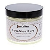 LoveShea Unscented Whipped Organic Shea Butter 3 for 2!!!