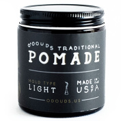O'Douds All Natural Vegan Light Hold Pomade Cedar Citrus 120ml