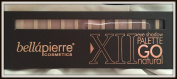 BELLAPIERRE X11 EYE SHADOW PALETTE GO NATURAL 12pc