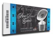 NCAA 2009 Rose Bowl Game Mega Ticket
