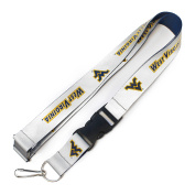 NCAA West Virginia Mountaineers Reflective Lanyard
