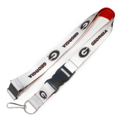 NCAA Georgia Bulldogs Reflective Lanyard