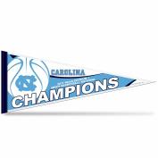 North Carolina Tar Heels Official NCAA 30cm x 80cm Championship Basketball Champs 2017 Wall Pennant by Rico 332981
