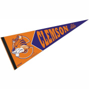 Clemson Tigers College Vault and Throwback Pennant