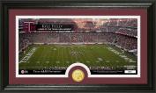 "NCAA Texas A & M Aggies ""Stadium"" Bronze Coin Panoramic Photo Mint, 60cm x 38cm x 10cm , Bronze"