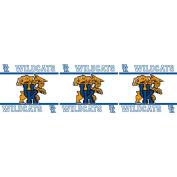 NCAA Kentucky Wildcats Wall Border