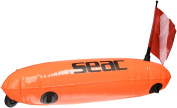Seac Fluorescent Torpedo Buoy with Halyard 25m