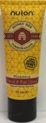 SIX PACKS of Nulon Honey Bee Pomegranate Moisturising Hand & Nail Cream 75ml