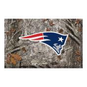 FANMATS 18973 Team Colour 48cm x 80cm New England Patriots Scraper Mat