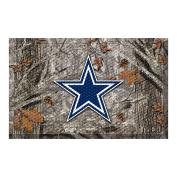 FANMATS 18953 Team Colour 48cm x 80cm Dallas Cowboys Scraper Mat