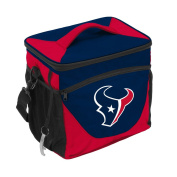 NFL Houston Texans 24 Can Cooler, One Size, Navy