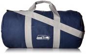 NFL Seattle Seahawks Vessel Barrel Duffle Gym Bag