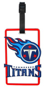 Tennessee Titans - NFL Soft Luggage Bag Tag