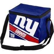 New York Giants Big Logo Stripe 12 Pack Cooler