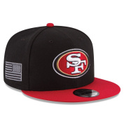 San Francisco 49ers New Era 9FIFTY Crafted In America Snapback Hat/Cap