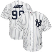 Aaron Judge New York Yankees Mens Majestic Home Replica Cool Base Player Jersey