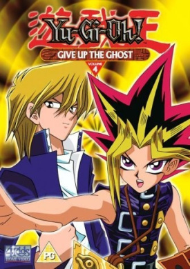 Yu-Gi-Oh! Volume: 4 Give Up The Ghost (Region 4)