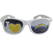 NFL San Diego Chargers I Heart Game Day Shades, White,Adult,White
