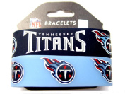 Tennessee Titans Rubber Wrist Band Set of 2