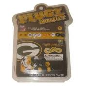 Green Bay Packers Plugz Bracelet / Wristband / Bandz